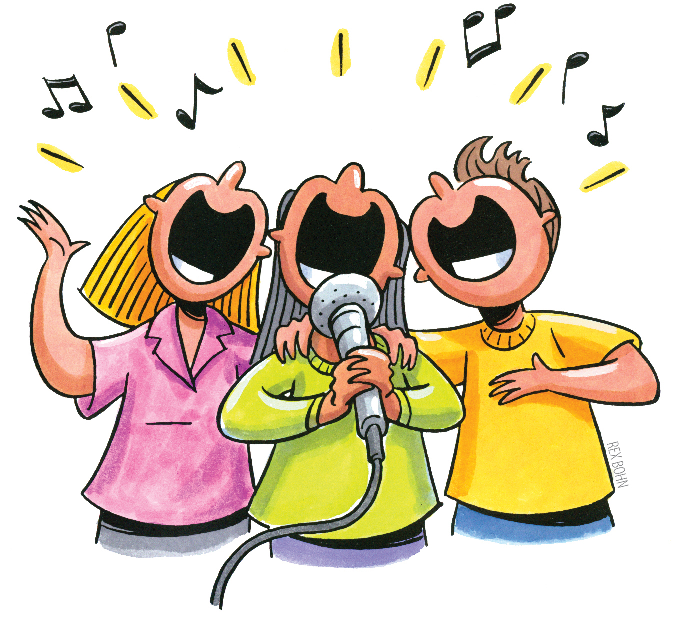 Singing Sundays at Stonewall Jackson Restaurant